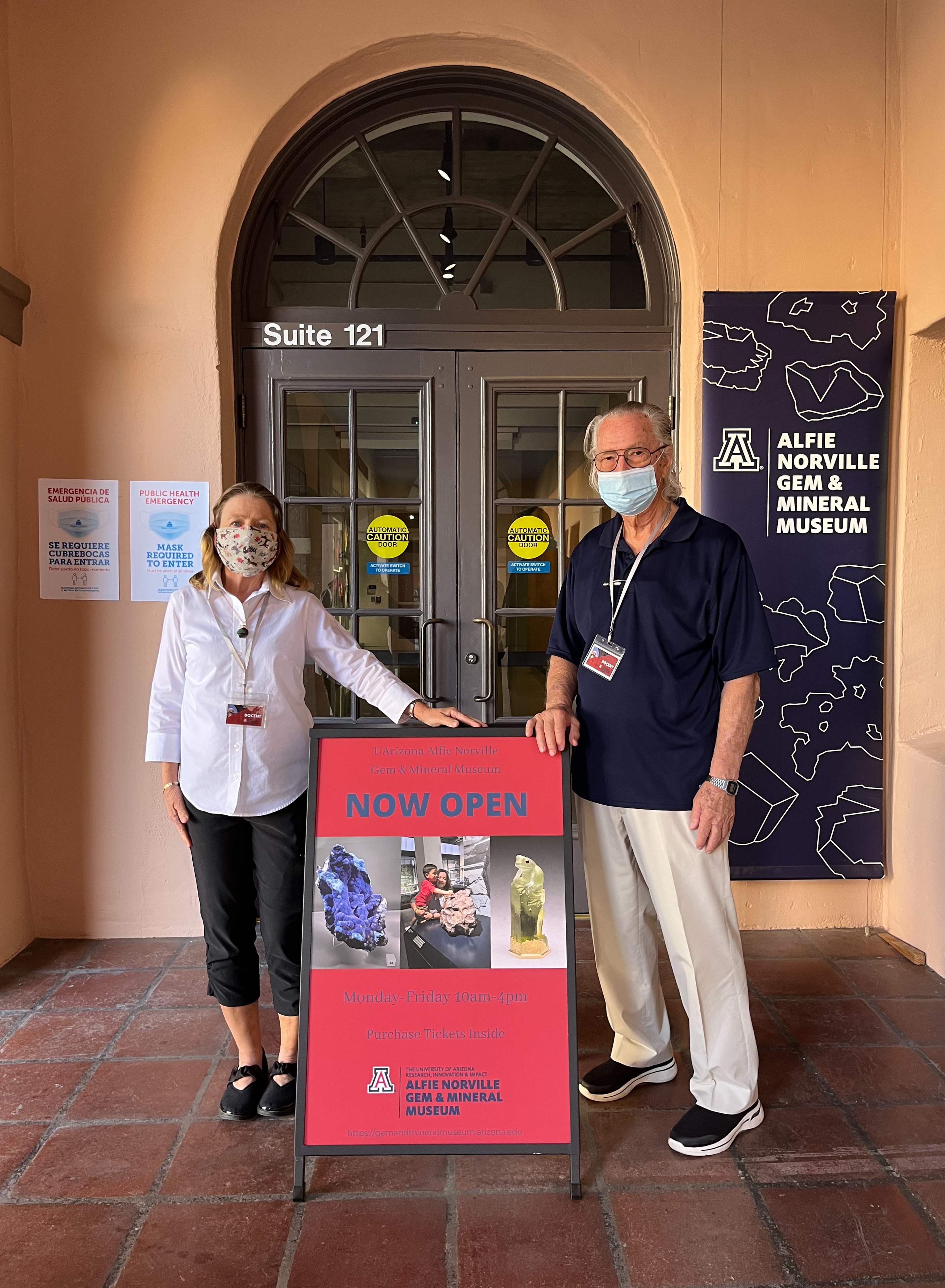 Museum Docents for Tucson Meet Yourself