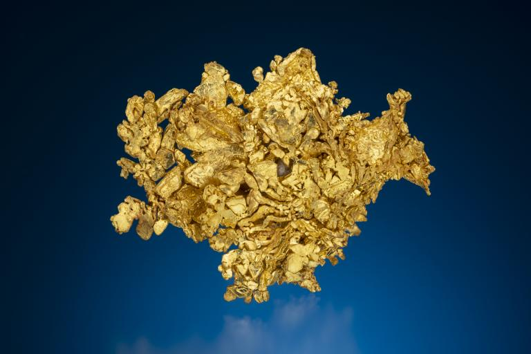 Gold specimen from museum collection