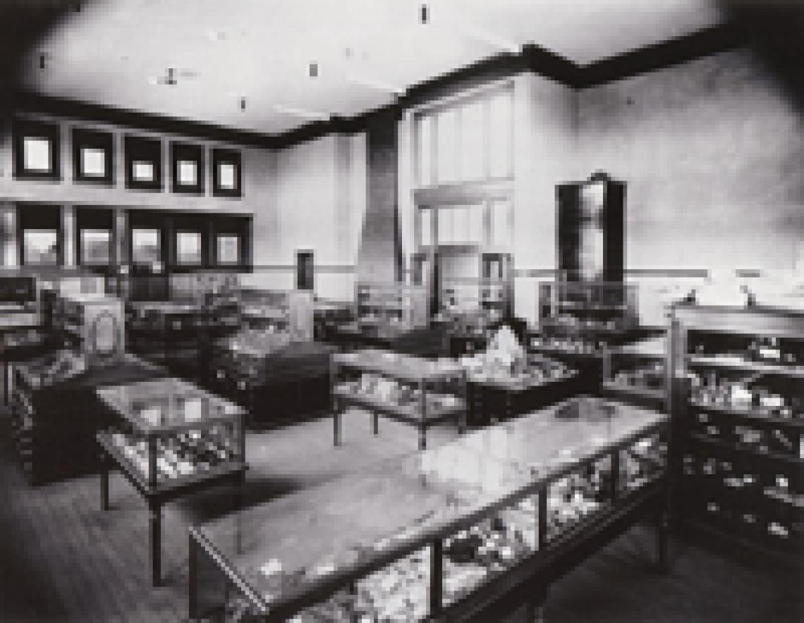 Mineral Museum Collection 1910